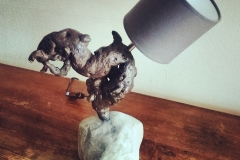 Lampe animal - Art by Ze Studio Annecy
